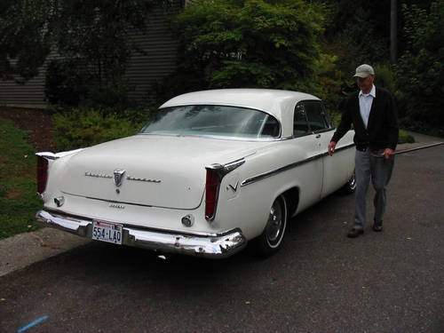 chrysler 1955 coupe For Sale (picture 6 of 6)