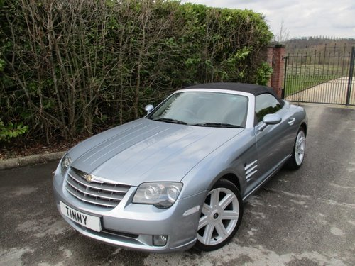 2005 Chrysler Crossfire SOLD (picture 1 of 6)