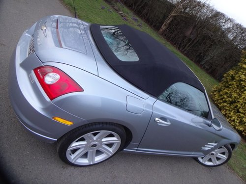 2005 Chrysler Crossfire SOLD (picture 5 of 6)