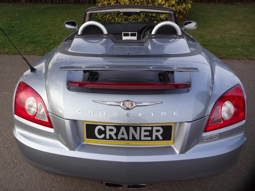 2005 Chrysler Crossfire SOLD (picture 6 of 6)
