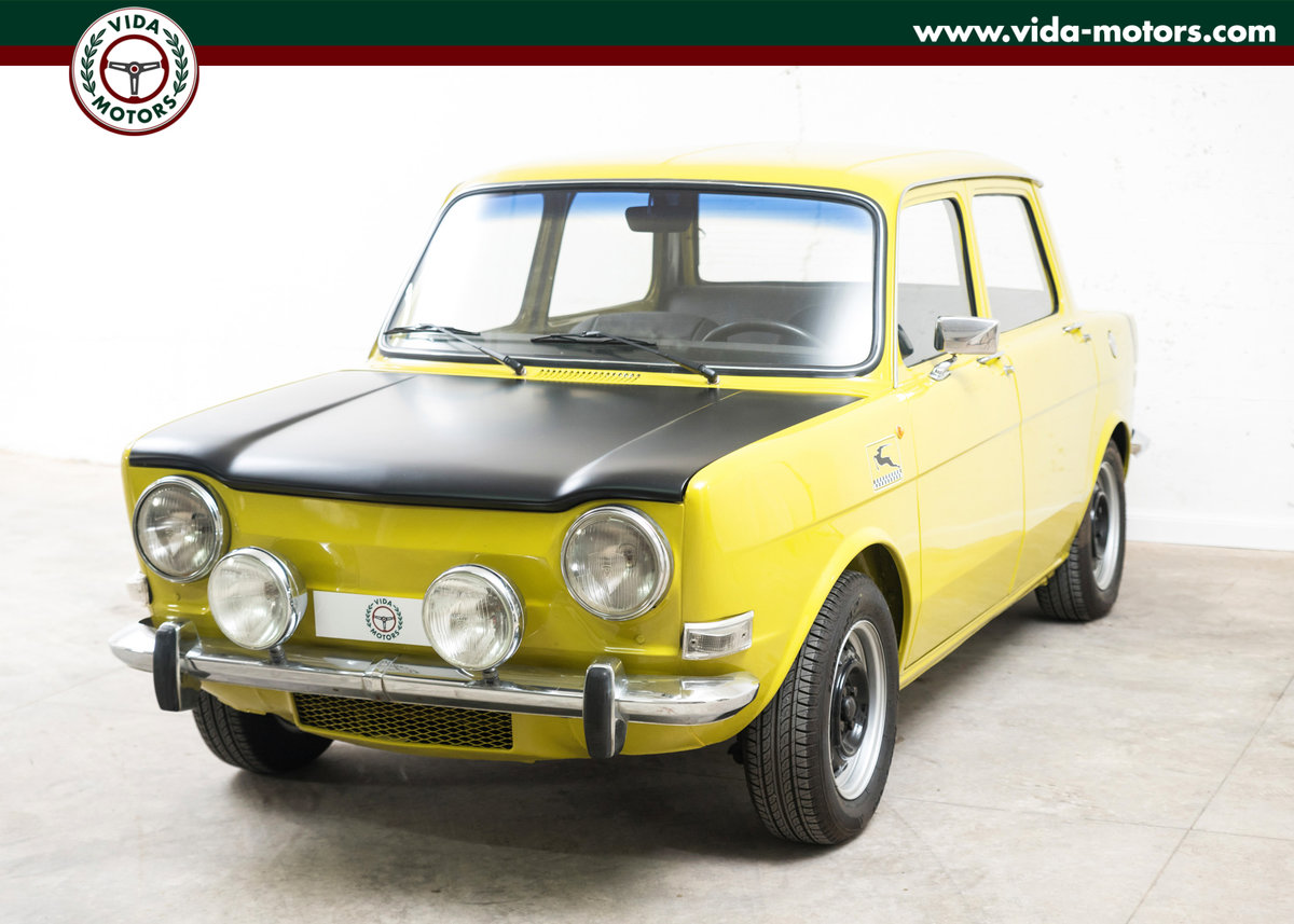 1973 ORIGINAL RALLYE 2 * ONE OWNER * ASI CERTIFIED For Sale (picture 1 of 6)