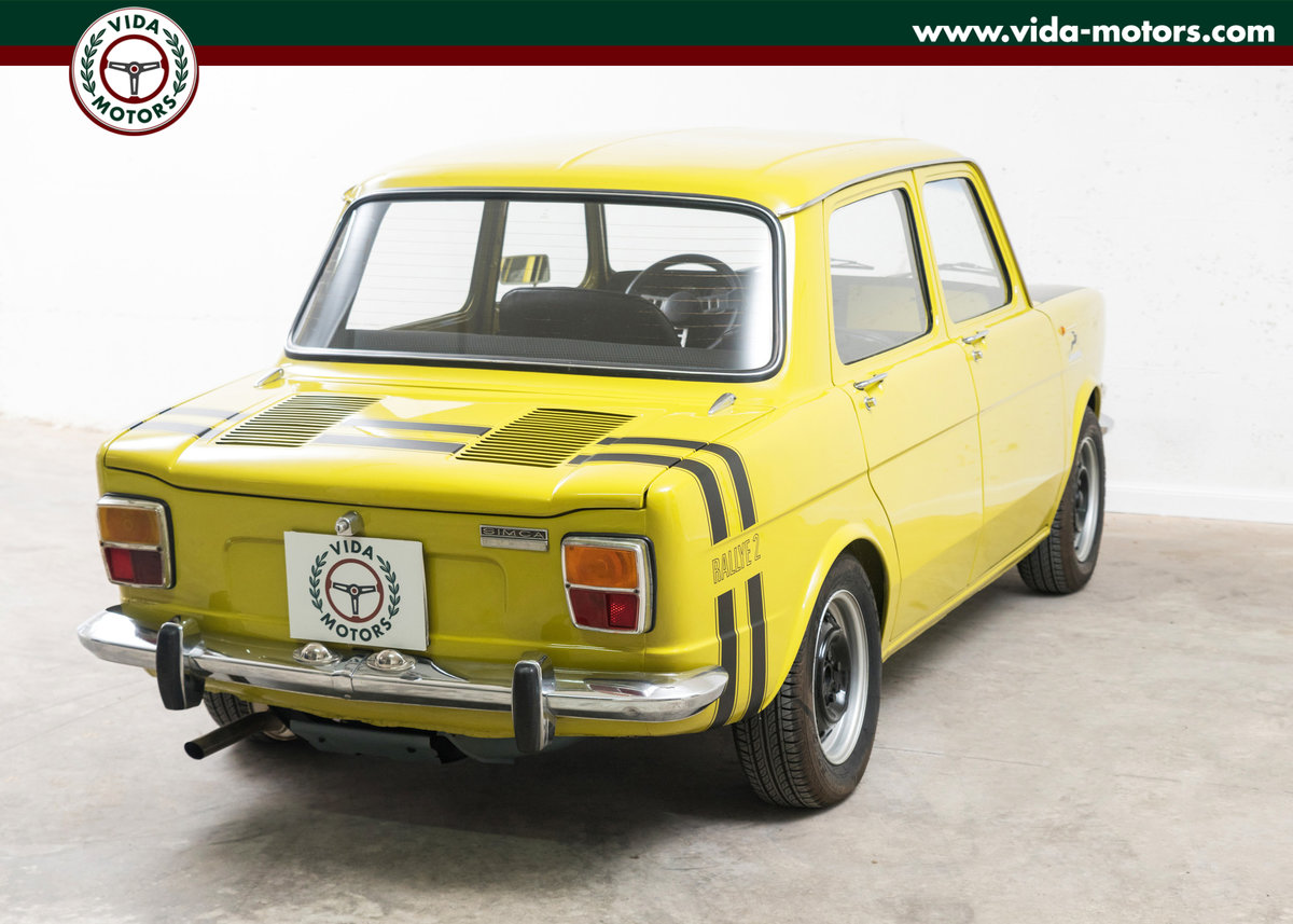 1973 ORIGINAL RALLYE 2 * ONE OWNER * ASI CERTIFIED For Sale (picture 2 of 6)