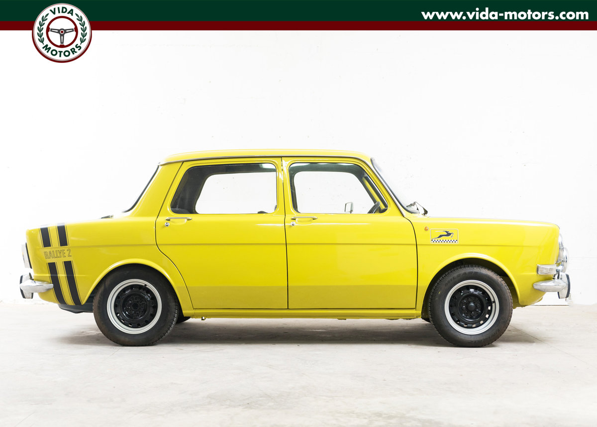 1973 ORIGINAL RALLYE 2 * ONE OWNER * ASI CERTIFIED For Sale (picture 3 of 6)