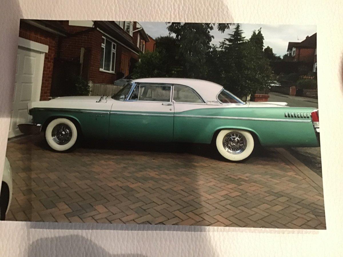 1956 chrysler newport newyorker--354 hemi--2 dr For Sale (picture 1 of 6)