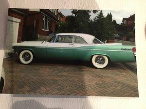 1956 chrysler newport newyorker--354 hemi--2 dr