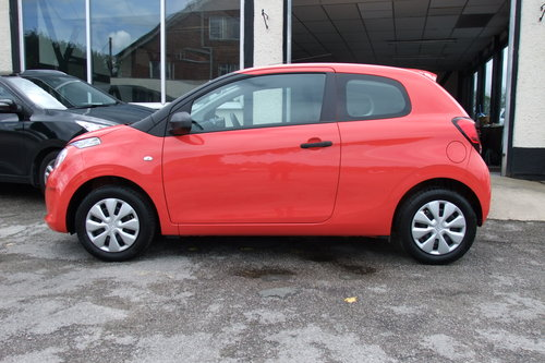 2015 CITROEN C1 1.0 TOUCH 3DR SOLD (picture 2 of 6)