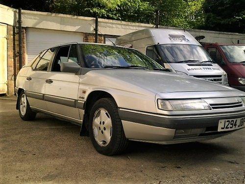 1991 Citroen XM 2.0 Prestige  SOLD (picture 1 of 6)