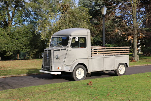 1979 Citroen H Van for self drive hire For Hire (picture 1 of 6)