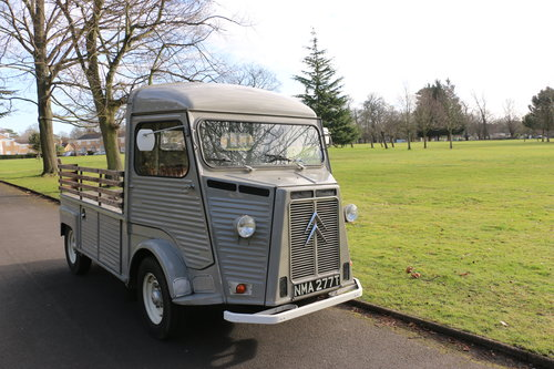 1979 Citroen H Van for self drive hire For Hire (picture 2 of 6)
