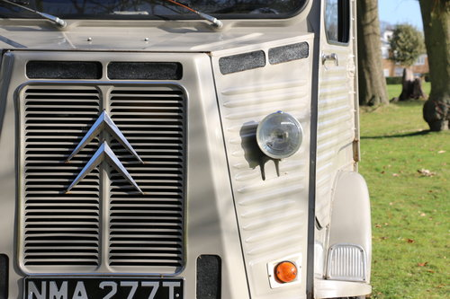 1979 Citroen H Van for self drive hire For Hire (picture 4 of 6)