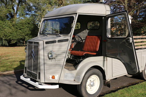 1979 Citroen H Van for self drive hire For Hire (picture 6 of 6)