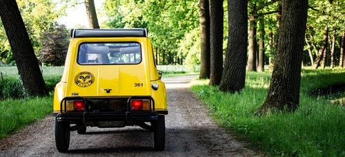 Dyane 6 Capra Jaune Mimosas 01-1981 33041km For Sale (picture 1 of 6)