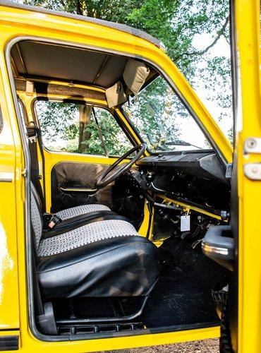 Dyane 6 Capra Jaune Mimosas 01-1981 33041km For Sale (picture 5 of 6)