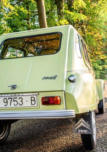 1972 Dyane 6 Jaune primeverde '72 For Sale (picture 2 of 6)