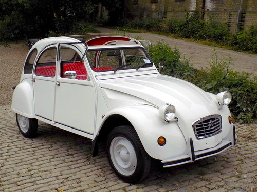 1987 CITROEN 2CV6 - LHD  SOLD (picture 1 of 6)