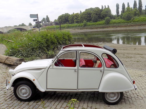 1987 CITROEN 2CV6 - LHD  SOLD (picture 6 of 6)
