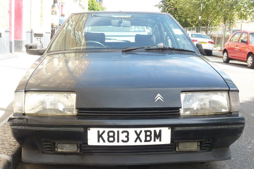 1992 Citroen BX17 TZD, Turbo-Diesel, needs some work For Sale (picture 6 of 6)