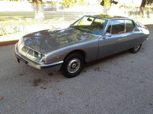 1972 Citroen SM  For Sale (picture 1 of 4)