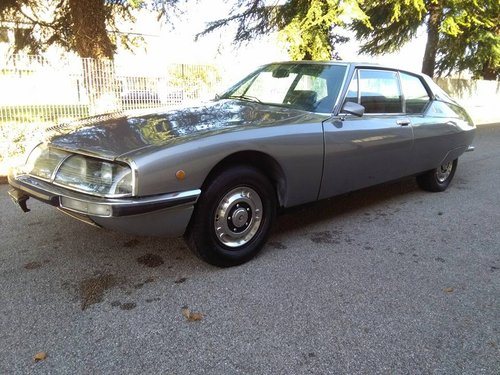 1972 Citroen SM  For Sale (picture 2 of 4)