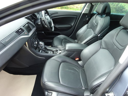 2009 (59) CITROEN C5 3.0HDi V6 AUTO,EXCLUSIVE,LEATHER,SAT NA For Sale (picture 4 of 6)