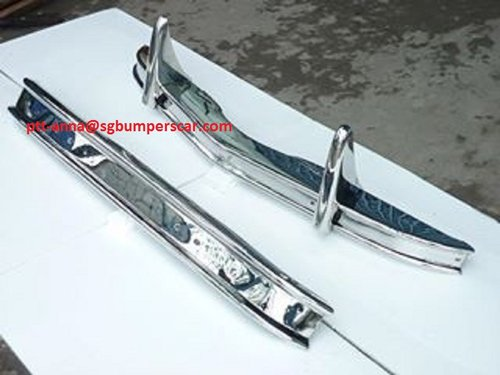 CITROEN 2 CV STAINLESS STEEL BUMPER For Sale (picture 1 of 4)