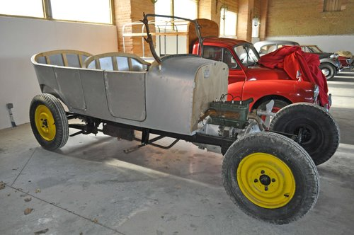 CITROEN B2 TORPEDO - 1925 SOLD by Auction (picture 1 of 6)