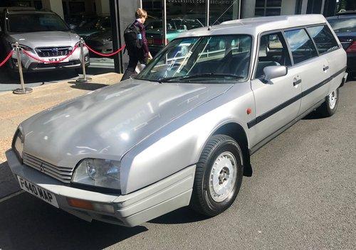 Citroen CX 25 Safari Turbo 2 Diesel For Sale (picture 1 of 4)