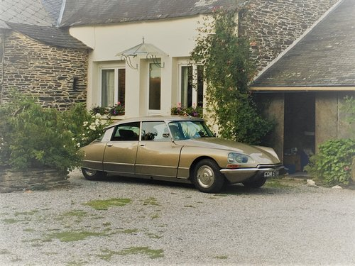 1974 Citroen DS20 Pallas Semi-Auto LHD SOLD (picture 6 of 6)