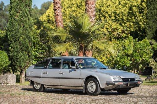 1983 Citroen CX 2000 Pallas – Perfect Condition! For Sale (picture 1 of 6)