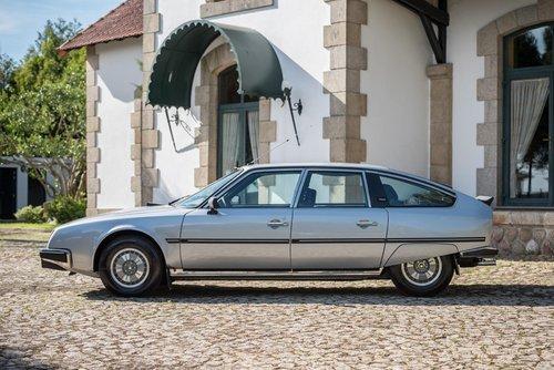 1983 Citroen CX 2000 Pallas – Perfect Condition! For Sale (picture 2 of 6)