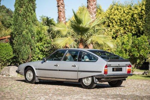 1983 Citroen CX 2000 Pallas – Perfect Condition! For Sale (picture 3 of 6)