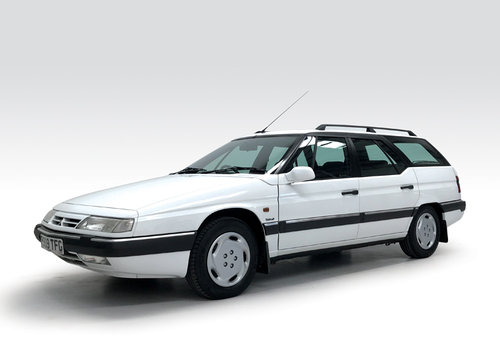 1996 Citroen XM 2.1 TD VSX auto estate SOLD (picture 1 of 6)