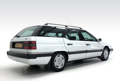 1996 Citroen XM 2.1 TD VSX auto estate SOLD (picture 2 of 6)