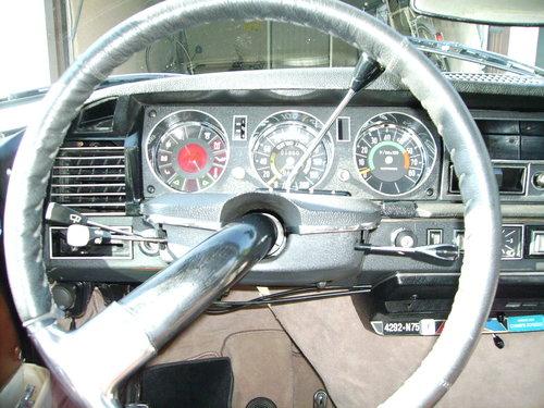 1972 Citroen DS23 Pallas For Sale (picture 4 of 6)