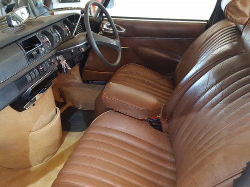 1972 Citroen DS21 Semi-Auto Pallas RHD SOLD (picture 4 of 6)