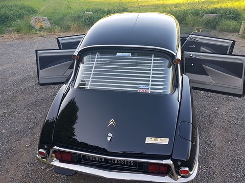 1970 CITROEN DS 21 EFI  SOLD (picture 2 of 6)