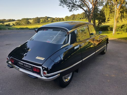 1970 CITROEN DS 21 EFI  SOLD (picture 3 of 6)