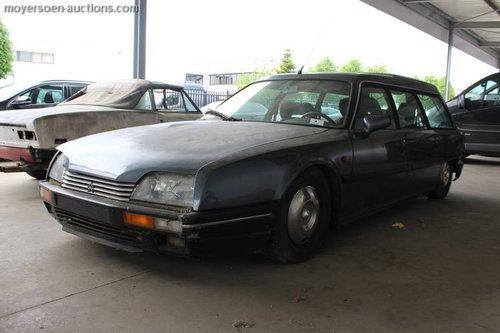 CITROËN CX25 TXD - Moyersoen Online Auctions SOLD by Auction (picture 1 of 5)