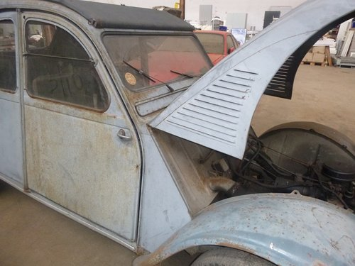 1951 2CV citroen For Sale (picture 6 of 6)