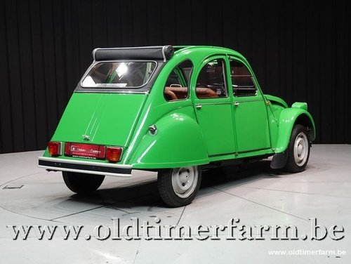 1976 Citroën 2CV Club Vert Bambou '76 For Sale (picture 2 of 6)