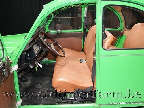 1976 Citroën 2CV Club Vert Bambou '76 For Sale (picture 4 of 6)