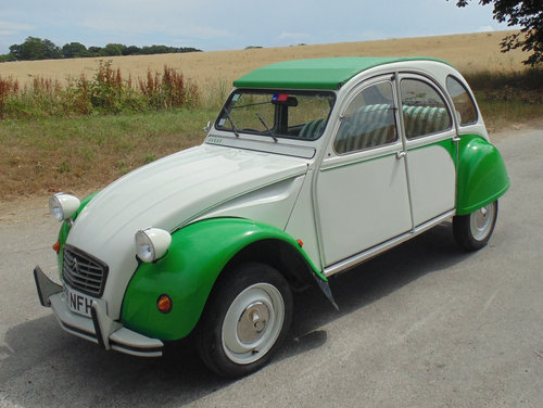 1988 Citroen 2CV6 Dolly SOLD (picture 1 of 6)