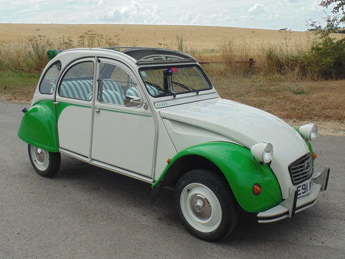 1988 Citroen 2CV6 Dolly SOLD (picture 2 of 6)