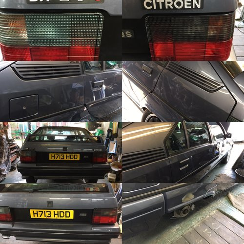 1991 Immaculate Citroen Bx 19 GTI 8valve with A/C SOLD (picture 4 of 6)