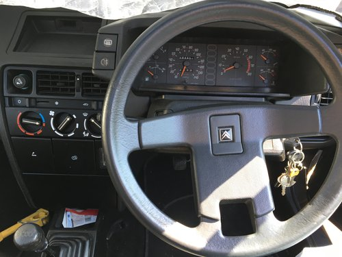 1991 Immaculate Citroen Bx 19 GTI 8valve with A/C SOLD (picture 5 of 6)