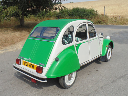 1988 Citroen 2CV6 Dolly SOLD (picture 5 of 6)