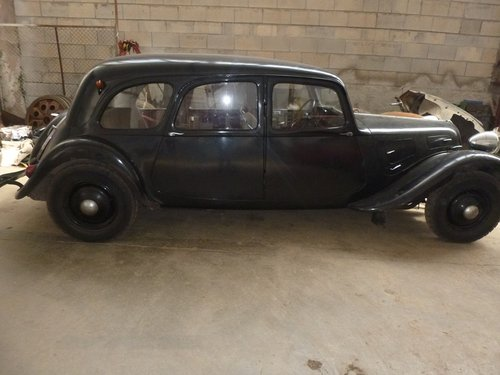 1937 citroen 11B For Sale (picture 1 of 6)