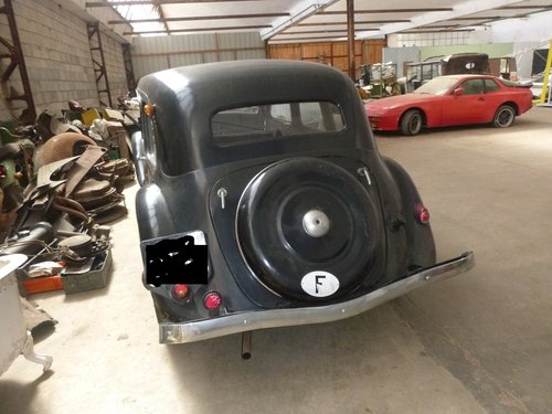 1937 citroen 11B For Sale (picture 2 of 6)