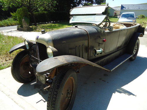 1921 CITROEN B2 10HP TORPEDO LHD For Sale (picture 1 of 6)
