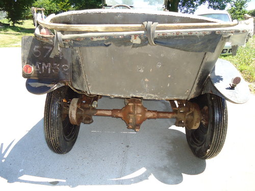 1921 CITROEN B2 10HP TORPEDO LHD For Sale (picture 3 of 6)